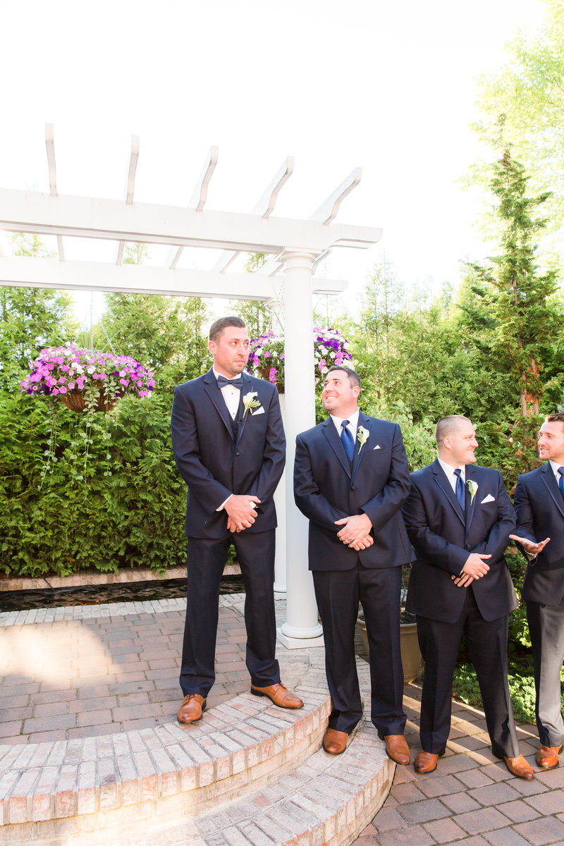 South Gate Manor wedding ceremony options