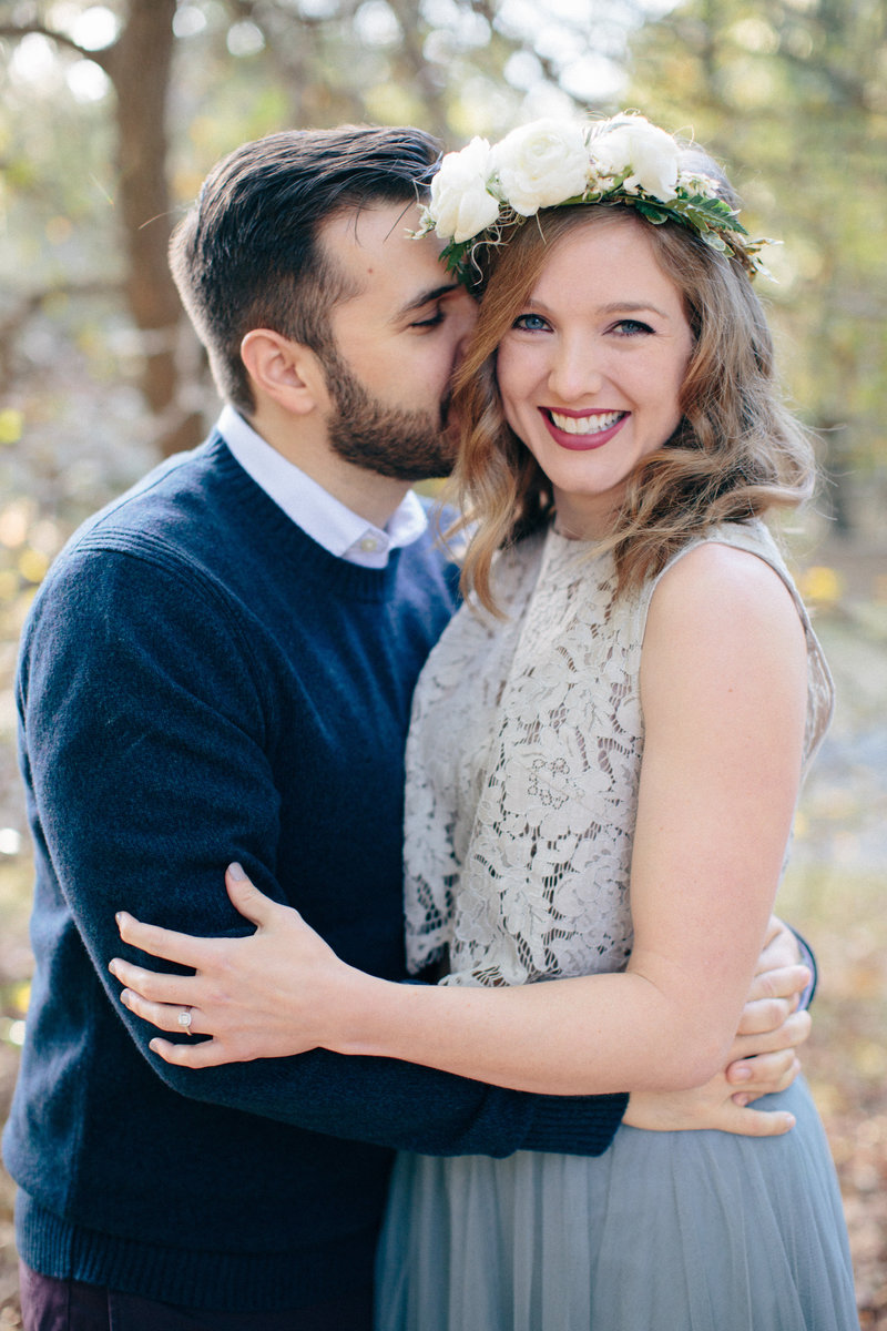 huntsville-bohemian-engagement-session-flower-crown-