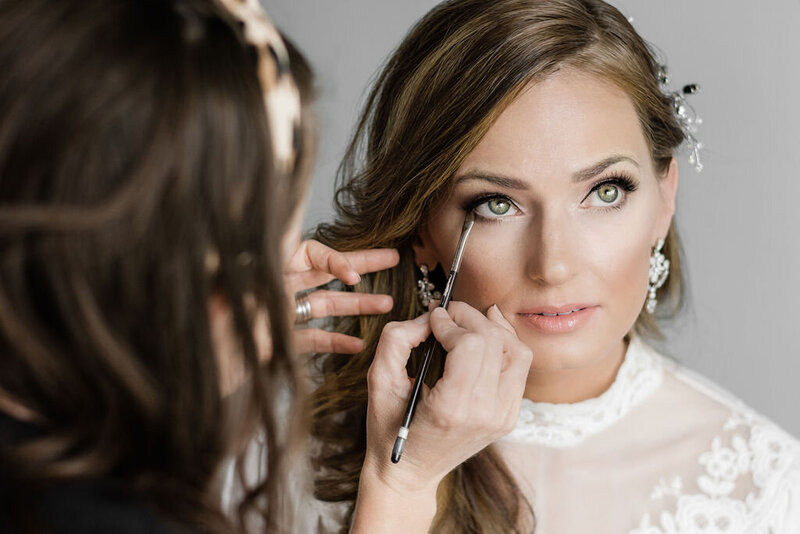 Hair and Makeup Services for weddings in Loudoun County and Northern Virginia