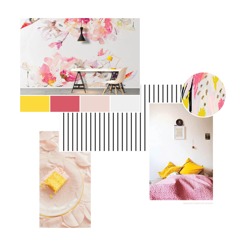 Lovely Day Photography Moodboard