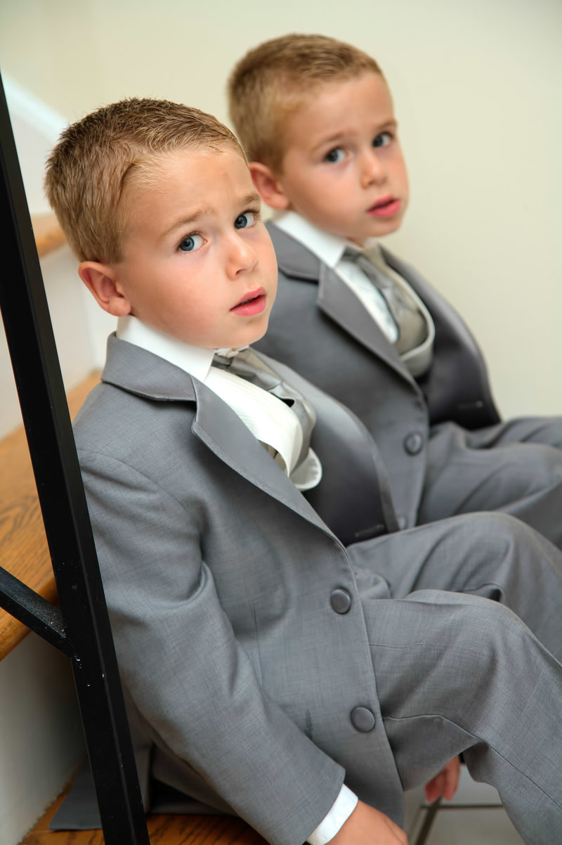 wedding photography  ring bearer twins-19