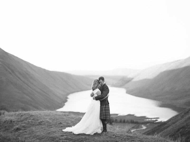 Scotland Wedding Photographers | Orange Photographie1