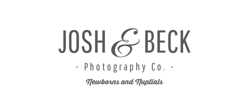 Josh and beck Logo Gray