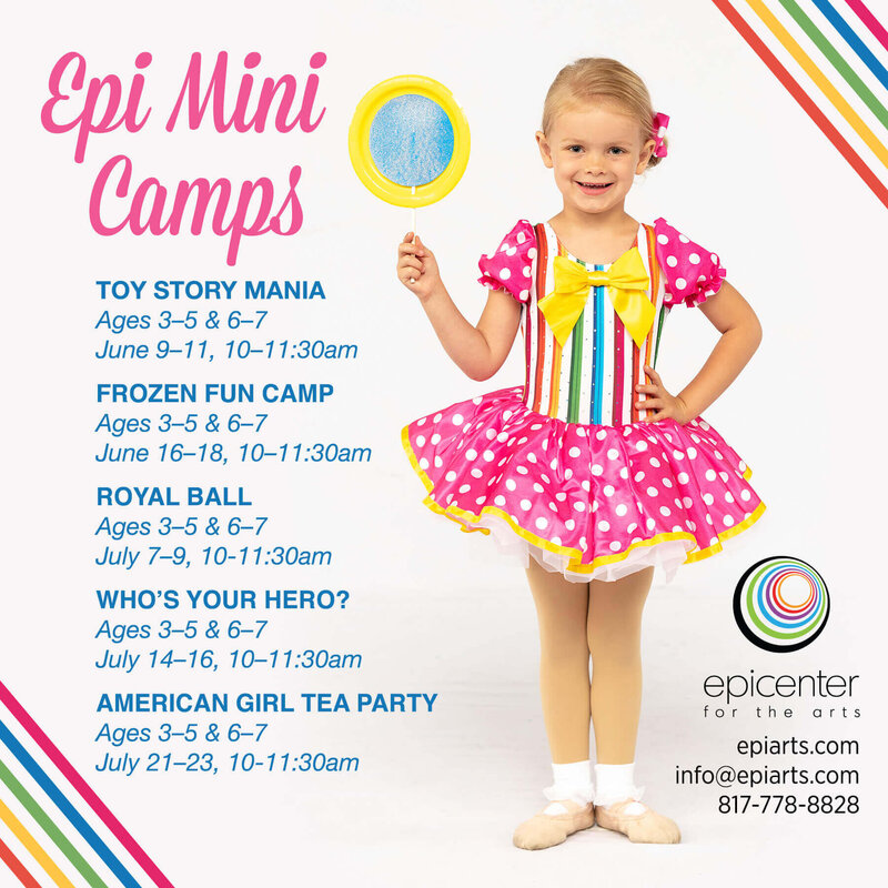 Epi Mini Camps graphic