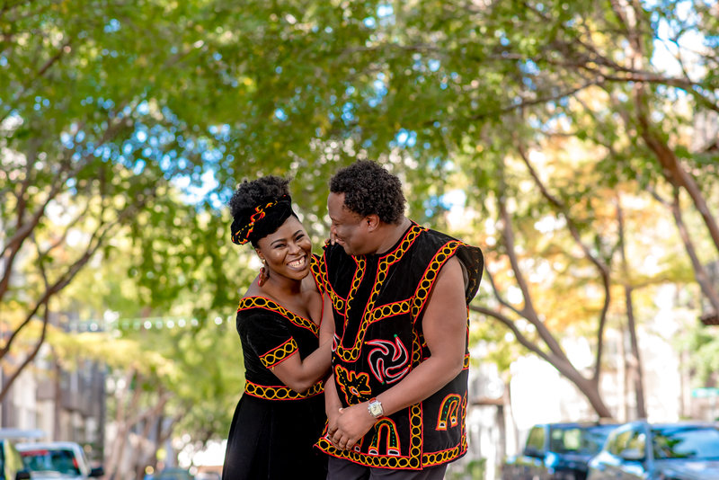 Dallas Cameroon Wedding Photographers