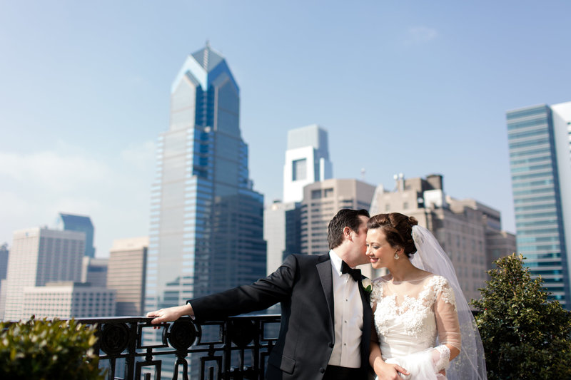 Hyatt at the Bellevue Philadelphia Wedding Venue  recommended by Adrienne Matz