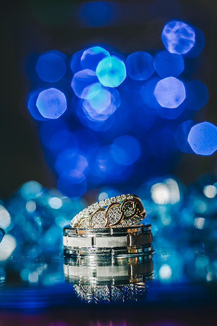 wedding rings photograph by adelaide wedding photographer - GlamouSA Makeup and Photography