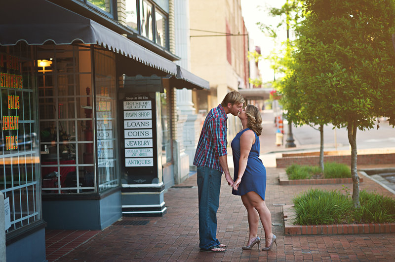 Robeson County Engagement Photographer
