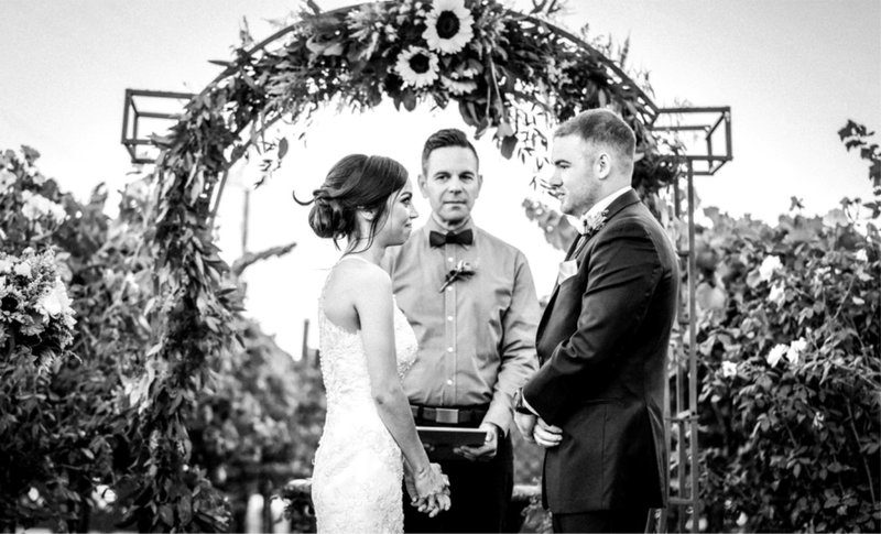 Northern California Wedding Officiant