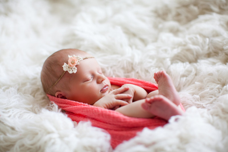 Thousand Oaks Newborn Baby Photography