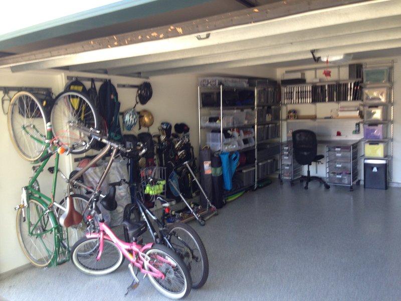 GARAGE AFTER LEFT
