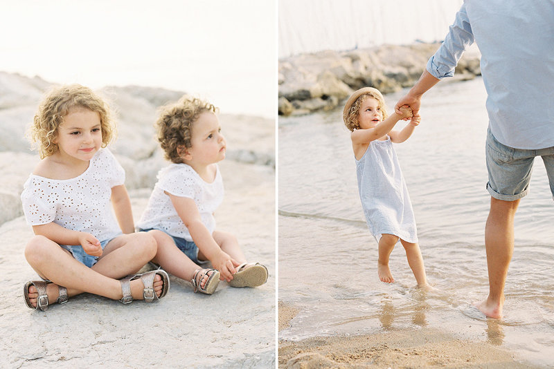 Cannes Beach Family Portraits Sarah Hannam 8