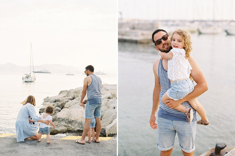 Cannes Beach Family Portraits Sarah Hannam 3