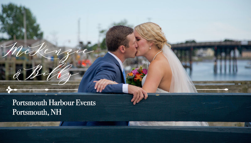 Nautical Wedding Celebration along New Hampshire's Seacoast.