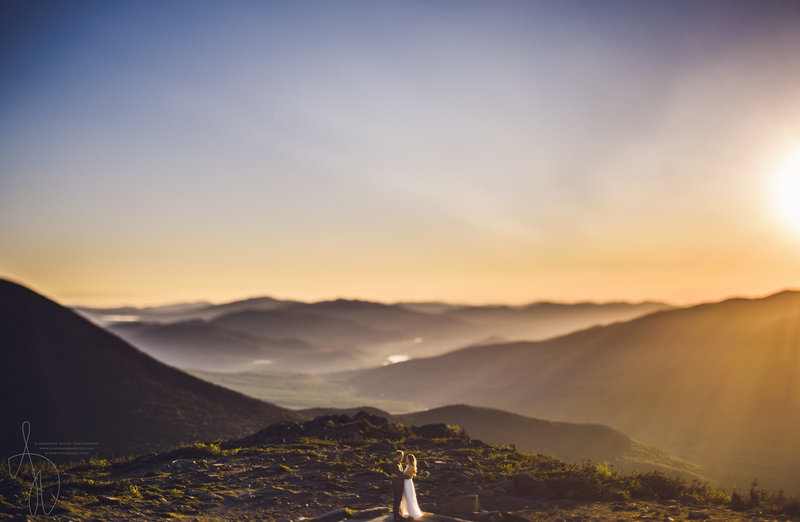 Mount Washington Elopement
