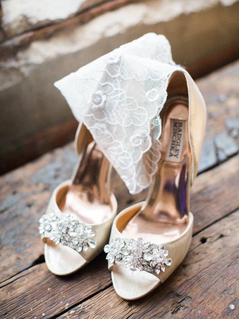Bridal Designer Shoe Style