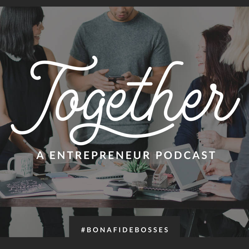 The Together Podcast_ A Entrepreneur Podcast that is real, raw and hilarious