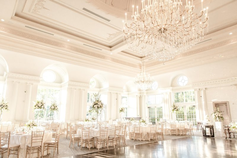 Wedding Reception at Park Chateau