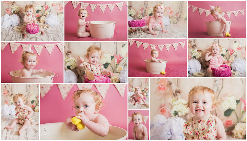 FERNDOWN BOURNEMOUTH CAKE SMASH PHOTOGRAPHY 33