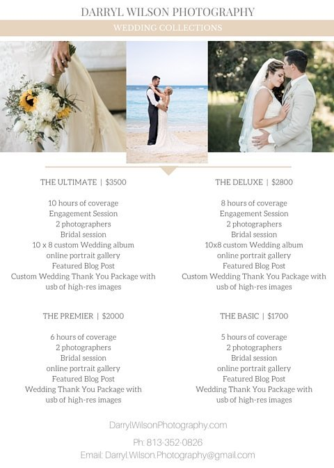 Wedding Collection Flyer