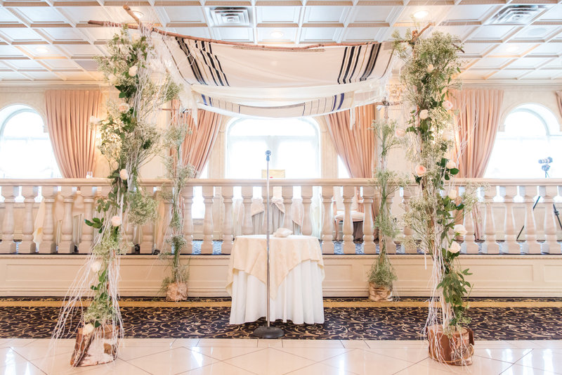 Chuppah by AW Flowers