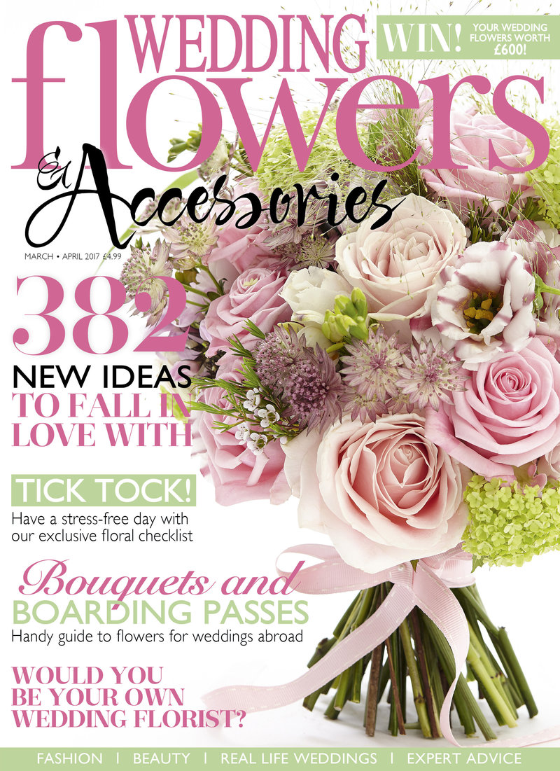 Wedding Flowers MArch*cover