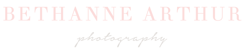Bethanne Arthur Photography Alternate Logo - FINAL
