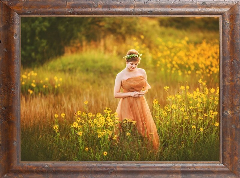 Laramie Artistic Senior Photographer