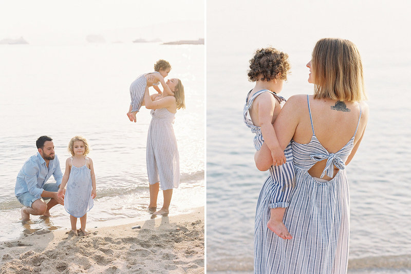 Cannes Beach Family Portraits Sarah Hannam 7