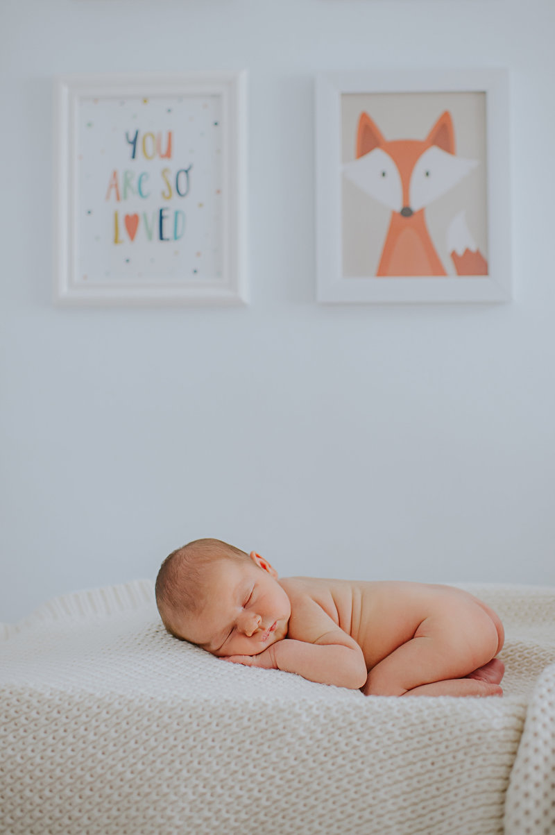 Michigan Newborn Photographer Amanda Dumouchelle