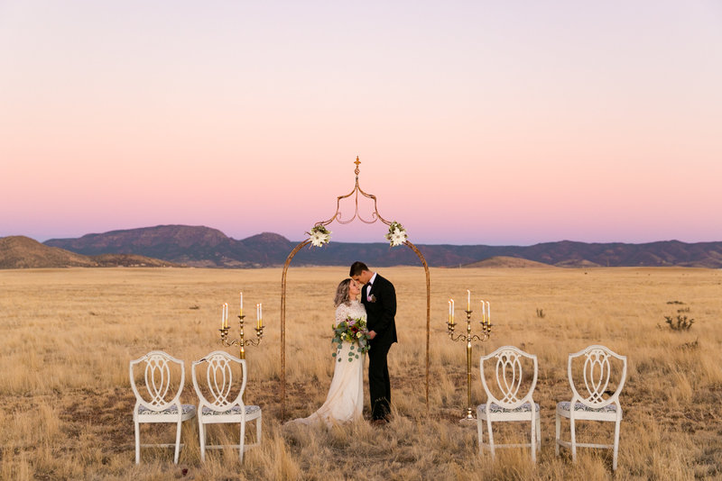 arizona sunset elopement photographer emma lee photography