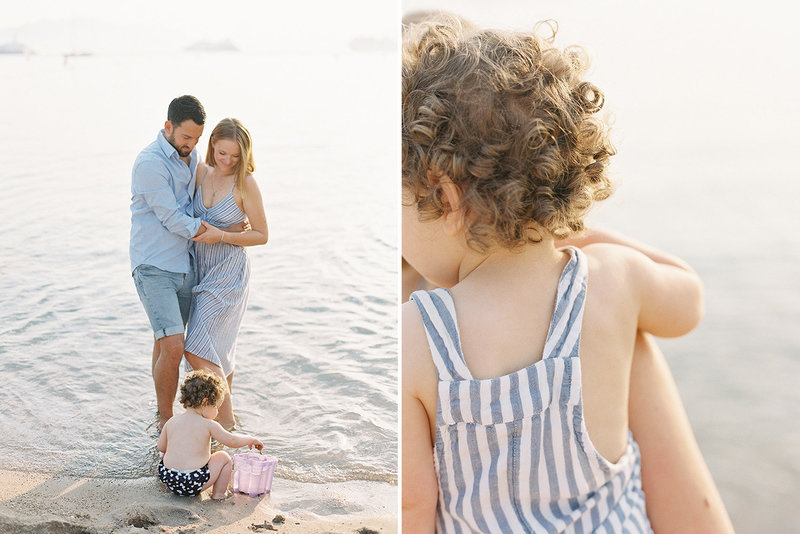 Cannes Beach Family Portraits Sarah Hannam 4