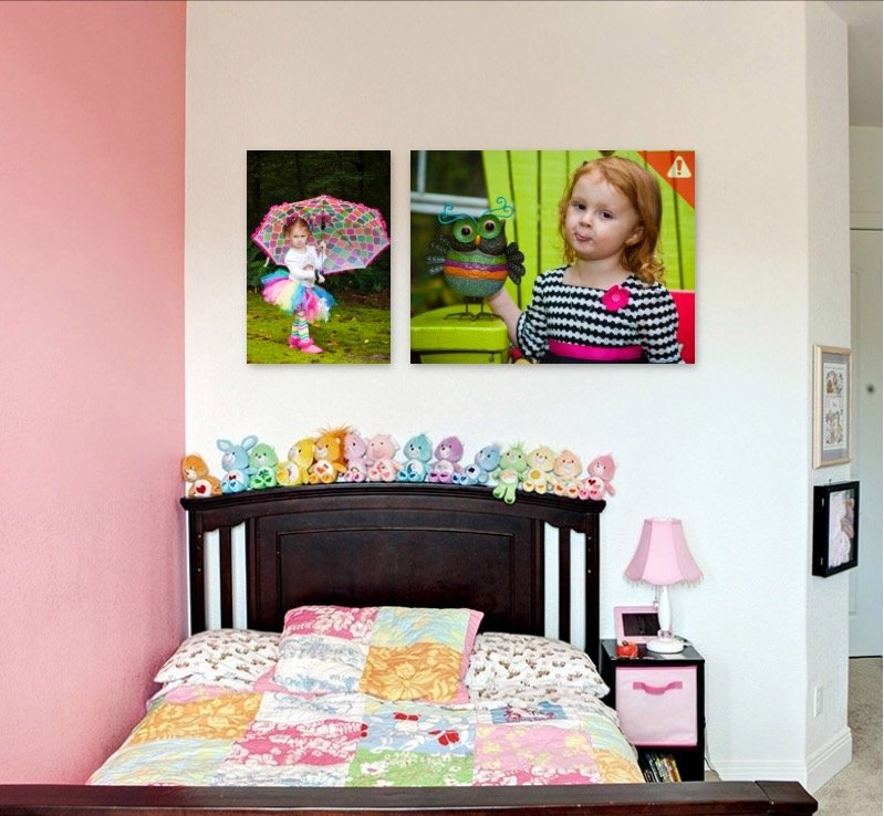 WA_Children Bedroom Wall Art