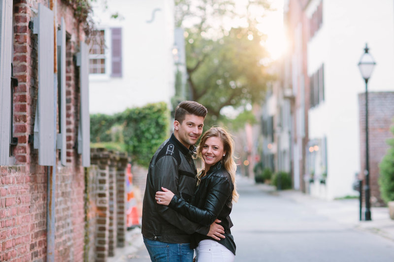 Charleston couple photoshoot