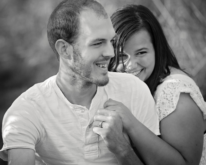 Josh and Jeanette have a family session in Greenville Pa.