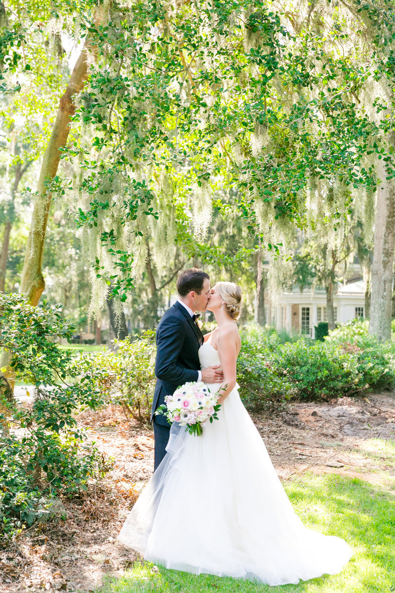 Colleton River Plantation Wedding Photography