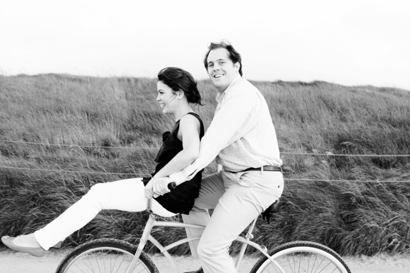 Chrissy Field Engagement Session, Bike, Engaged, Engagement Photography, Jennifer Baciocco Photography