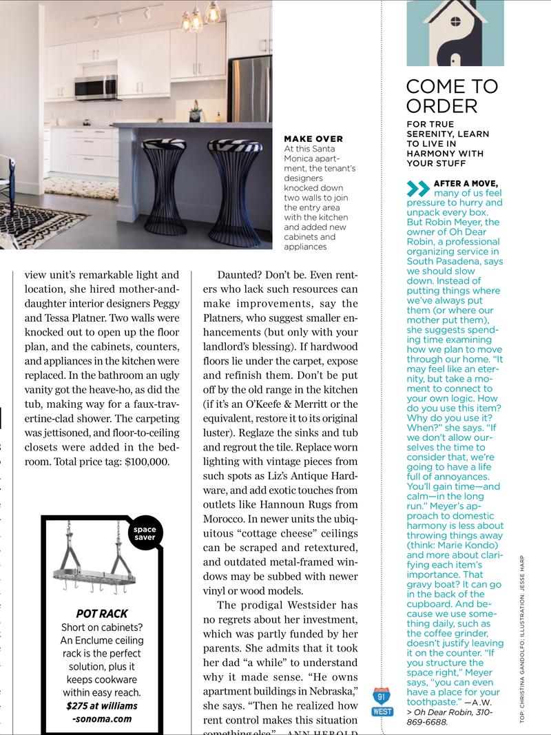 Los Angeles Magazine February 2016