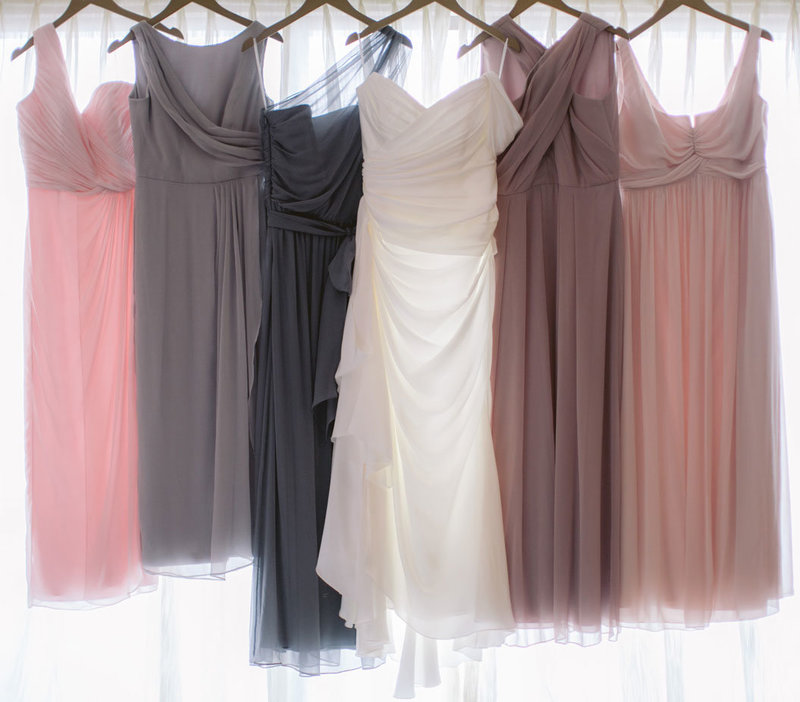 mismatched-bridal-party-dresses