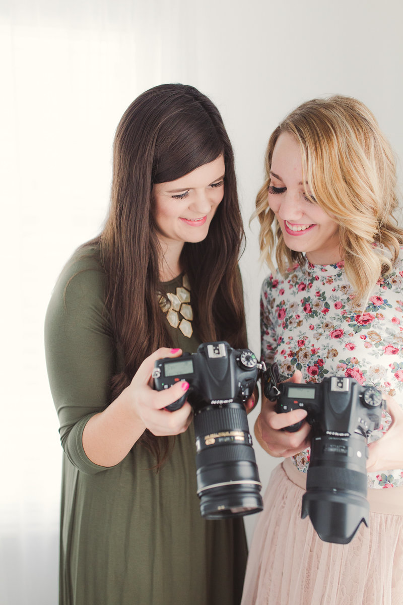 Kylee and Rachel | Kylee Ann Studios | Logan Utah Photographer