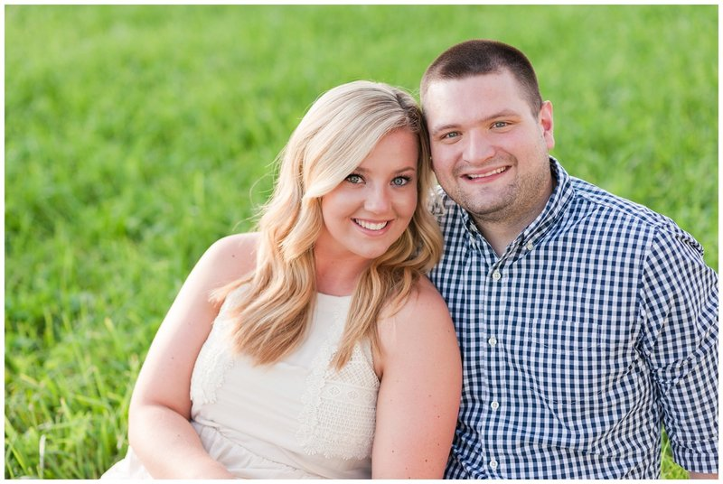 Mansfield Ohio Engagement Session Kingwood Garden Center_0019
