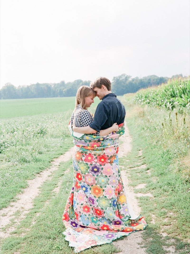 Ohio Engagement Photography