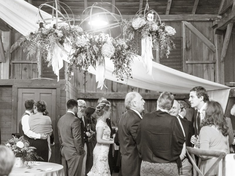 Barn Wedding Decoration-30