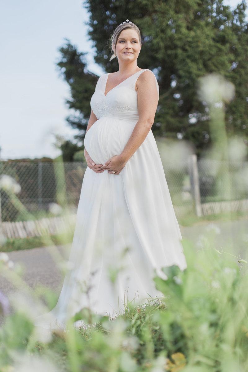 Brautkleider für SChwangere, übergrossen und plus size