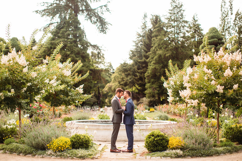 Seattle LGBT Wedding Photographer