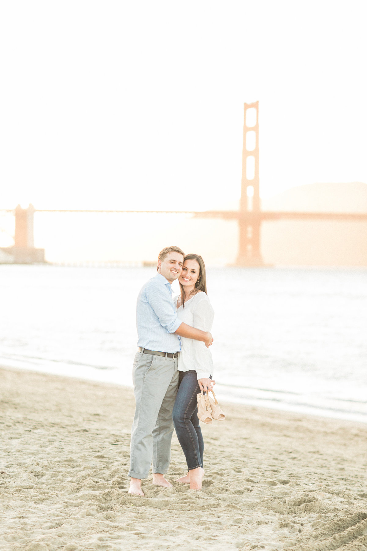 Golden Gate Bridge Portraits SF