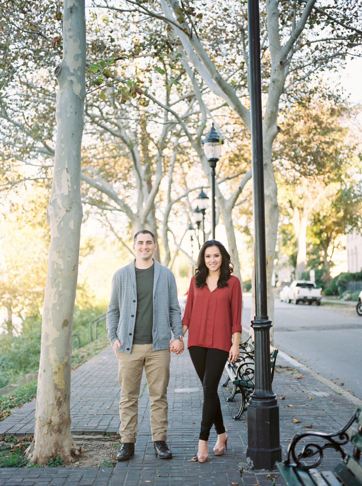 Covington Kentucky Engagement Session