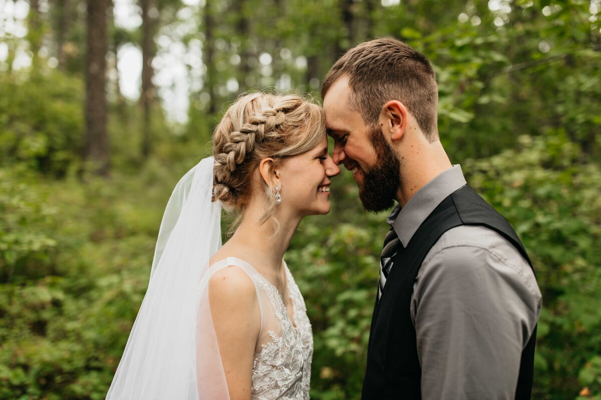 Elopement and Backyard Wedding Photographer in Hayden Idaho, English Point Elopement - Clara Jay Photo_-6