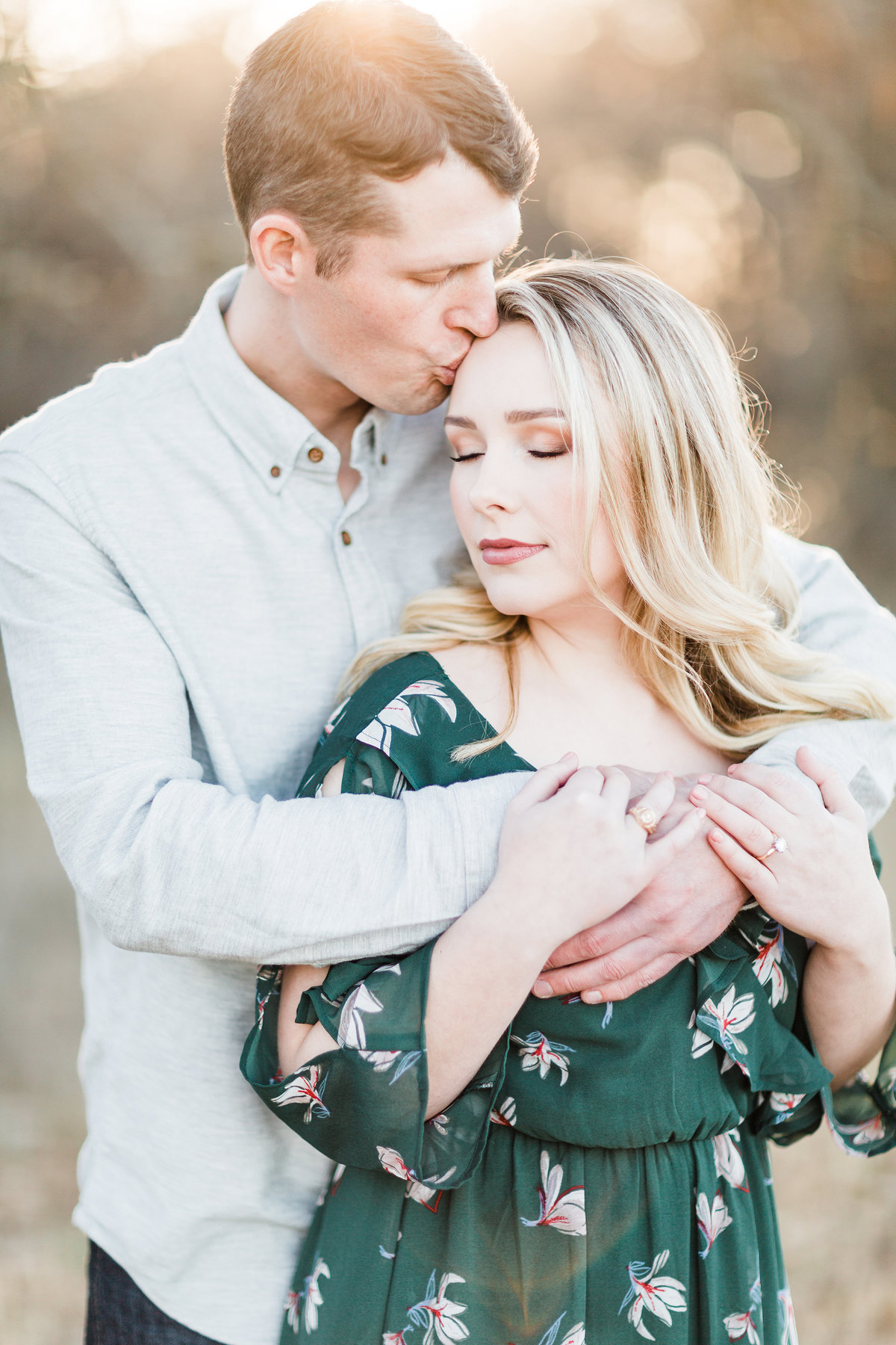 Morelock Ranch Brownwood Texas Engagement Photography