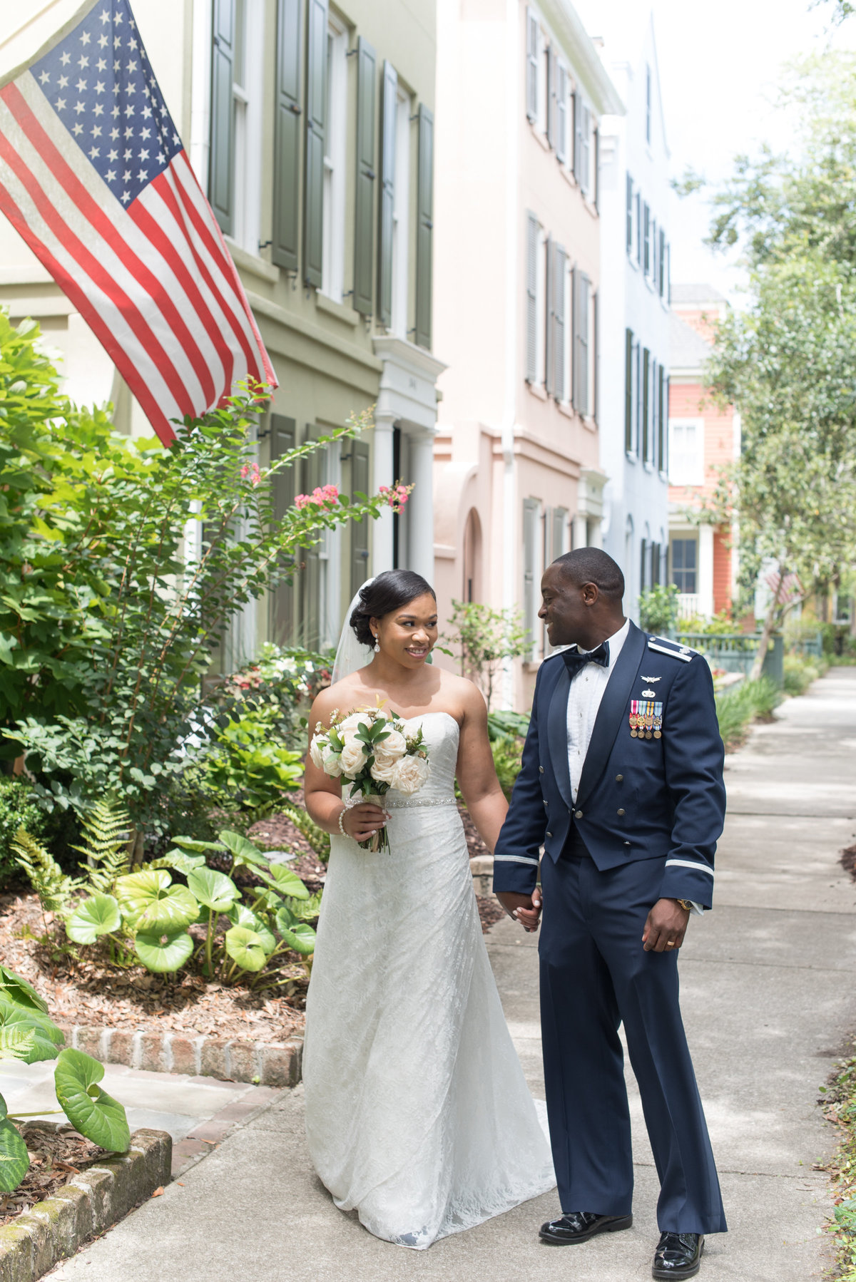 INTIMATE CHARLESTON WEDDING